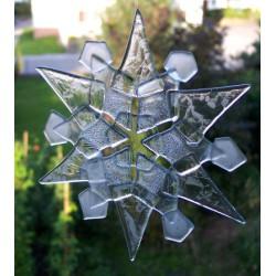 Ofengeschmolzener Glaskristall
